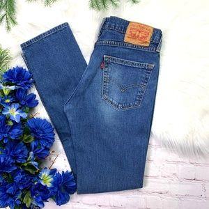 👖I•LEVI'S•I 511 Slim Fit Stretch Jeans 34x34 👖